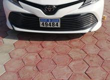 Gasoline Fuel/Power   Toyota Camry 2018
