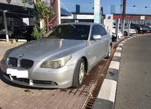 BMW 523I GCC 2007 FULL OPTION NO 1 NO ACCIDENT IN VERY GOOD CONDITION