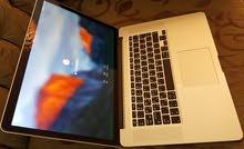 ام 16- SSd 512 الهارد - i7تخفيض سعر-ماك بوك برو 2015 -إنتل كورi- Mac Pro 2015