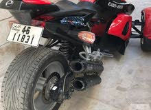 Buy a Can-Am motorbike directly from the owner
