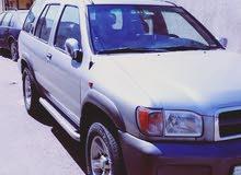 Gasoline Fuel/Power   Nissan Pathfinder 2001