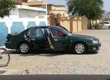 Manual Nissan 1998 for sale - Used - Suwaiq city