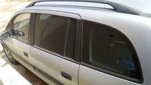 Silver Opel Zafira 2003 for sale