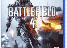 battlefleld4 للبيع ps4