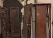 أبواب مستعملة نظام فردتين