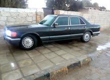 For sale 1990 Black S 300