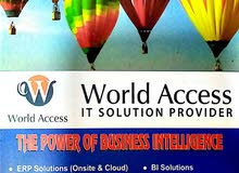 CLOUD BASED ERP SOFTWARE SYSTEM AVAILABLE