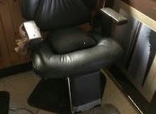 مطلوب كرسي حلاقة للأيجار