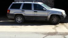 Jeep Grand Cherokee car for sale 2002 in Zawiya city
