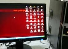 مطلوب شاشة  ال جي او اي شركة مستعمل نظيف ب 10الف