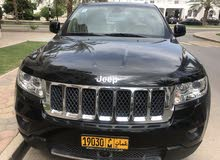 Jeep Grand Cherokee - Overland 2012