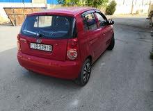 Red Kia Picanto 2009 for sale