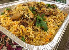 homemade Indian biryani  برياني هندي - شغل البيت