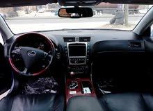Hybrid Fuel/Power   Lexus GS 2007