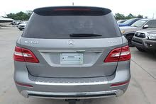 في منفذ شحنMERCEDES-BENZ ML-M350-4MATIC ML2014