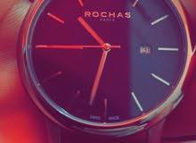 ساعة روتشاس باريس السويسرية الأصلية ستناليس بالكامل