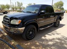 Gasoline Fuel/Power   Toyota Tundra 2001