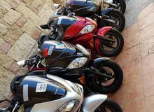 New Honda motorbike made in 2014 for sale