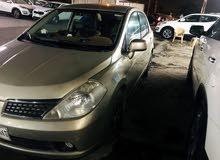 Nissan Versa 2009 For sale - Gold color