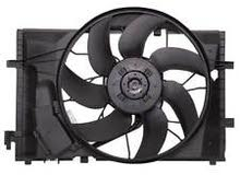 مروحة مبرد مرسيدس E200او C200 المحرك الأسود 271