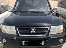 Mitsubishi  Pajero للبيع موديل 2004