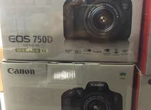 canon كاميرات جديده للبيع