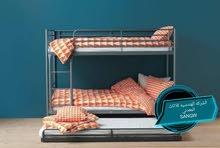 سرير دورين حديد بسحاره سرير وبسعر المصنع