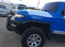 For sale 2008 Blue FJ Cruiser