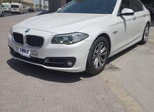 BMW 520 موديل 2016