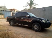 Black Mitsubishi L200 2010 for sale