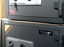 Universal fire proof safe box