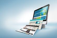 تصميم و برمجة مواقع الانترنت المختلفة