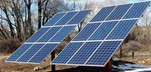 الواح طاقة شمسية