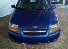 Blue Daewoo Kalos 2006 for sale