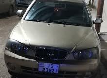 Manual Hyundai 2001 for sale - Used - Ramtha city