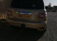Nissan Patrol 2011 For sale - Gold color