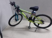 دراجة رياضية مقاس 24 للبيع
