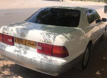 Beige Lexus LS 1999 for sale