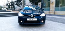 Automatic Blue Renault 2014 for sale
