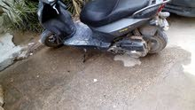 Used SYM motorbike up for sale in Tripoli