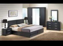 عرض رائع لمجموعة غرف النوم والأريكة  nice set bedroom
