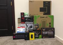 gaming setup for sale