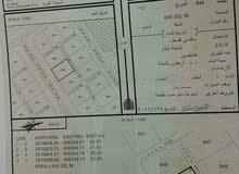 أرض سكنيه للبيع في الدريز حي المعمورة