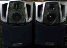 good working stereo speakers