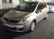 nissan tida 2011 model for sale