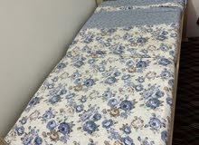 سرير و منظرة و متراس جديد