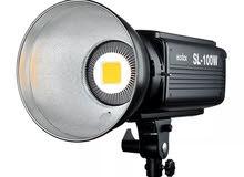فلاش LED مستمر لتصوير الفيديو