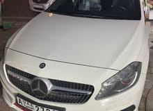للبيع سيارة مرسيدس A250 موديل 2014 ممشي 86 الف كيلو