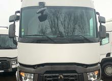 2016 راس شاحنة مستعملة رينو  Used Renault 4x2 Tractor Head
