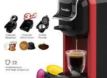 ماكينة صنع القهوة متعددة الكبسولات / (1450W) Sonifer MULTI-FUNCTIONAL CAPSULE